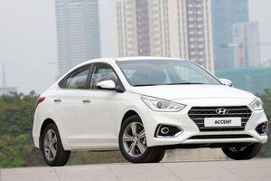 Accent là xe bán chạy nhất của Hyundai tại Việt Nam trong tháng 5-2019