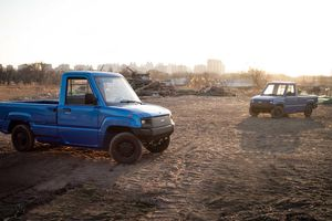 Xe bán tải giá 130 triệu đẹp long lanh, xe Trung Quốc có đáng mua?