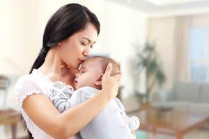 Giữ lửa hôn nhân sau khi sinh con