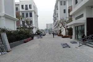 Đổi đường lấy đất tại đại dự án BT của Bitexco: Đường 'đắp chiếu', nhà đã bán