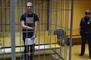 Nga: Biểu tình khắp nơi phản đối nhà báo điều tra Ivan Golunov bị bắt vì tội tàng trữ ma túy