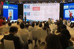 Phó Thủ tướng Vương Đình Huệ: Xã hội không tiền mặt được nhiều thứ