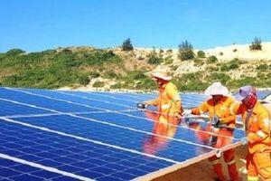 57 nhà máy điện mặt trời và điện gió được đưa vào vận hành
