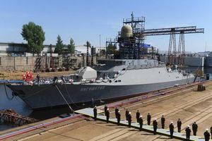 Nga hạ thủy tàu tên lửa cỡ nhỏ với thời gian đóng lâu kỷ lục