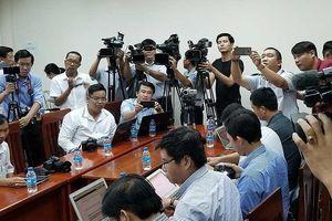 Vụ xăng giả Trịnh Sướng: Dân giảm tín nhiệm địa phương