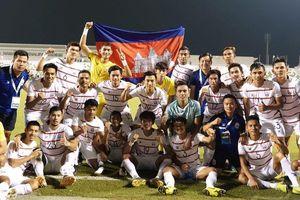 Tuyển Campuchia và á quân AFF Cup 'ngồi cùng mâm' với Việt Nam