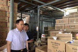 Nóng: 18 kho hàng tại TP.HCM nghi chứa hàng lậu, hàng cấm
