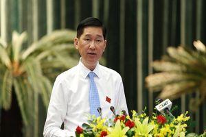 Ông Trần Vĩnh Tuyến thôi phụ trách mảng đô thị
