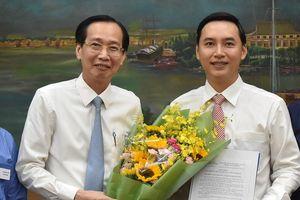 UBND TP.HCM bổ nhiệm tân Phó Chánh Văn phòng 35 tuổi