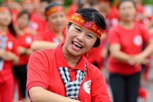 Khởi động chương trình vận động hiến máu lớn nhất Việt Nam
