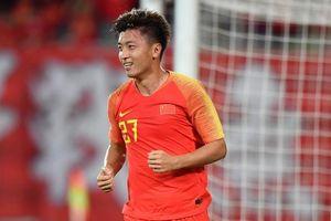 Tuyển Trung Quốc giành chiến thắng tối thiểu trước Tajikistan