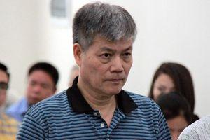 Cựu chủ tịch Vinashin Nguyễn Ngọc Sự lĩnh án 13 năm tù