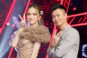 Hương Giang Idol, Phạm Quỳnh Anh làm huấn luyện viên The Voice Kids