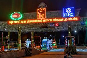 Hòa Bình đề xuất miễn vé cho người dân khu vực trạm BOT Hòa Lạc