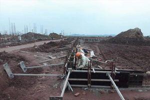 Nhà máy vải Texhong 260 triệu usd bị yêu cầu tạm dừng thi công