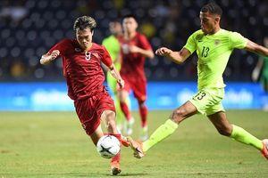Tuyển Việt Nam chính thức thăng hạng FIFA trước vòng loại World Cup 2022