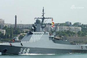 Nga gây bất ngờ khi điều chiến hạm Vasily Bikov tới Syria
