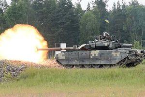 Ukriane ngừng mua thêm tăng Oplot vì có linh kiện Nga