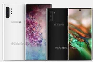 Galaxy Note 10 sẽ được tích hợp chip cực mạnh, iPhone XS Max lo sợ