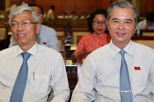 Điều chỉnh phân công công tác Thường trực lãnh đạo UBND TP HCM