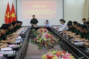 Ban Dân vận Trung ương và Tổng cục Chính trị làm việc tại Tuyên Quang