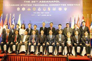 Hội nghị Ủy ban kỹ thuật Hệ thống cơ sở dữ liệu ASEANAPOL lần thứ 36
