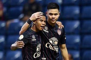 Buriram - Rayong 5-0: Sớm thắng đậm đối thủ, ông Bondanovic vẫn không tung Xuân Trường vào sân