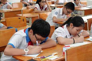 Tuyển sinh lớp 6 Trần Đại Nghĩa: 4.000 thí sinh bắt đầu làm bài khảo sát năng lực