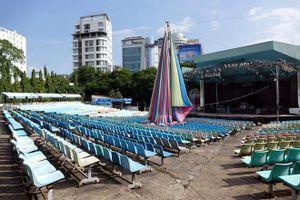 Đề nghị xóa 'án tử' cho dự án bãi đậu xe ngầm sân khấu Trống Đồng