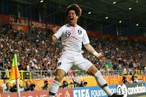 Hàn Quốc tạo địa chấn, tiến thẳng vào chung kết U20 World Cup