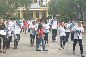 Sở GD&ĐT Nam Định công bố đáp án chuẩn thi lớp 10 công lập
