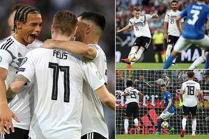 Vòng loại Euro 2020: Đức đại thắng 8-0 trước Estonia!