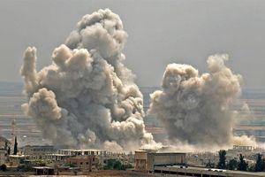 Syria tuyên bố đánh chặn thành công cuộc tập kích bằng tên lửa của Israel