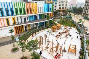 Genesis School - Khởi nguyên xanh cho thế hệ tương lai