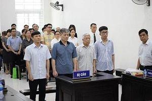 Xét xử cựu lãnh đạo Vinashin nhận 105 tỉ đồng lãi từ Oceanbank: VKS đề nghị các mức án