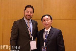 Phó Tổng cục trưởng Hoàng Việt Cường làm việc với Phó Tổng Thư ký WCO