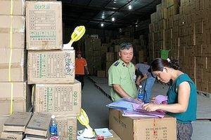 Đột kích 18 kho chứa hàng hóa có dấu hiệu vi phạm tại TPHCM