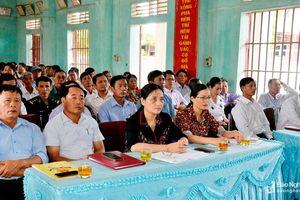 Phó Chủ tịch HĐND tỉnh: Xử lý nghiêm việc trục lợi chính sách người có công