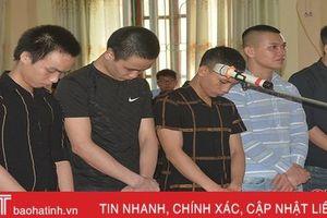5 đối tượng trộm tài sản ở Formosa Hà Tĩnh nhận 147 tháng tù