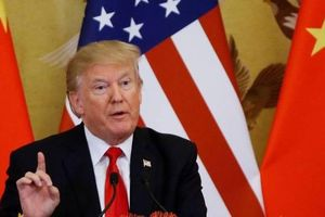 Ông Trump quyết giữ chiến lược thuế quan, bất chấp Trung Quốc 'đáp trả cứng rắn'