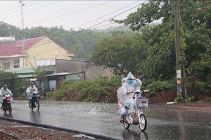 Cảnh báo mưa lớn, lũ quét ở vùng núi phía Bắc