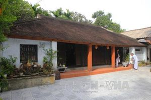 Bảo tồn và phát huy giá trị làng cổ Phước Tích