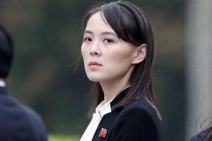 Em gái Chủ tịch Kim Jong-un đến Khu phi quân sự liên Triều