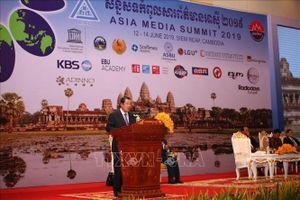 Khai mạc Hội nghị Truyền thông châu Á lần thứ 16 tại Campuchia