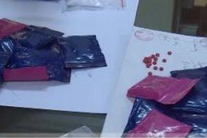 Công an Thái Nguyên bắt giữ 11.000 viên ma túy, thu nhiều vũ khí nóng