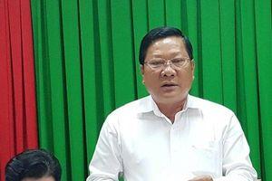 Phó Chủ tịch tỉnh Sóc Trăng nhận khuyết điểm sau phát ngôn 'lãnh đạo đi Nhật do Trịnh Sướng mời'