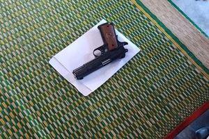 Quảng Ngãi: Tiếp tục truy tìm đối tượng xông vào nhà dân bắn nhiều phát đạn nhằm cướp tài sản