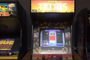 Game xếp gạch Tetris tròn 35 tuổi