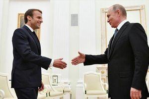 Pháp bất ngờ đề xuất châu Âu 'bắt tay' hợp tác với Nga