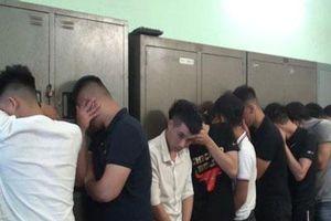 Đồng Nai: 14 thanh niên 'phê' ma túy trong quán karaoke